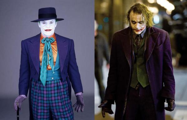 La version Nolan est un peu moins délirante que la version Burton.